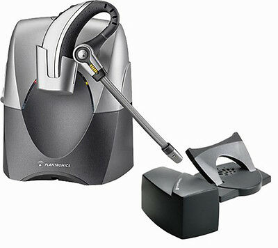 Plantronics CS70N Wireless Headset system With HL10 Lifter (B)