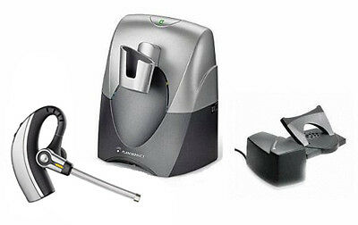 Plantronics CS70 Wireless Office Headset system With HL10 Lifter (E)