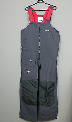 MUSTO MPX Offshore Salopettes Ocean Trousers Gore-Tex PRO Sailing L / Large NEW