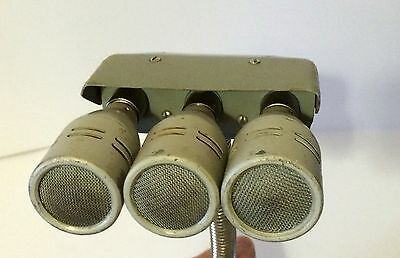 Air Traffic Controllers Microphones Oktava MD-66A Vintage Stand Airport