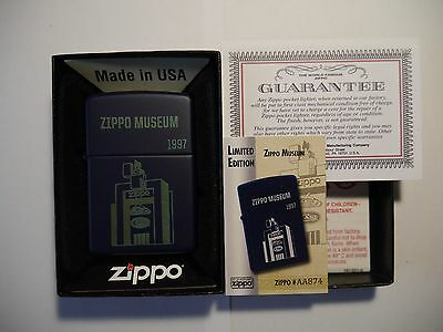 Zippo Museum - Ultra Rare Limited Edition For Portugal