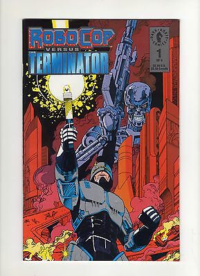 ROBOCOP vs TERMINATOR : #1 Dark Horse (NM)