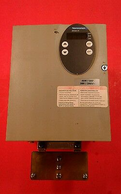 Telemecanique Schneider Altivar 31 ATV31HU40N4 AC Speed Drive 5HP 380/500V.  1D