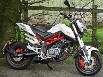 Benelli Tnt 125, Brand New Model Available Soon