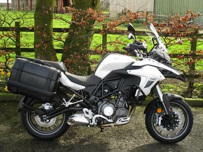 Benelli Trk 502, Brand New Model From Benelli