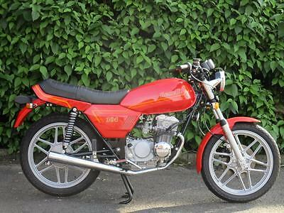 Benelli 304, Classic 1984 4 Cylinder, Unregistered