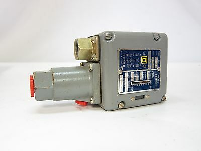 New Square D 9012 ADW-4 ADW4 Pressure Switch