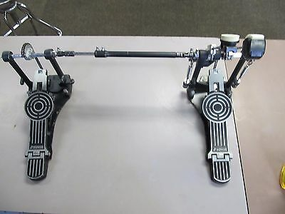 Sonor  double pedal used
