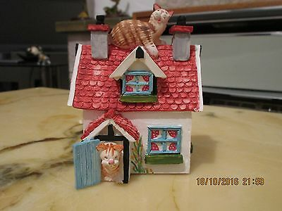 Peter Fagan Colour Box Cats  Dolls House