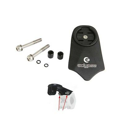New Bike Handlebar Stem Faceplate Mount for Garmin Edge Forerunner and GoPro