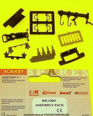 hornby international ho spare hs1080 1x assembly pack for hr2001/12/33/71