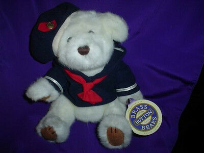 Brass Button Pickford Bears Taylor Happiness Bear 1996