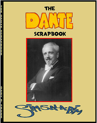 The Dante Scrapbook – Limited Edition – Never seen before photos!