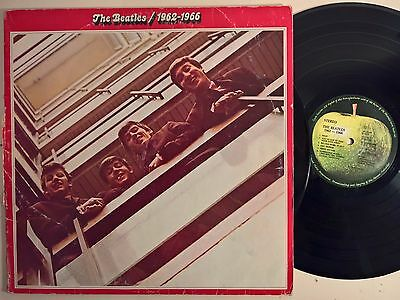 Doppio Lp The Beatles - 1962 / 1966 - 3C 162-05307/8 Apple/emi Ita 1973 Vg+/vg-