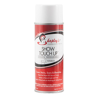 Shapleys Show Touch-Up Colour Enhancer White 10oz