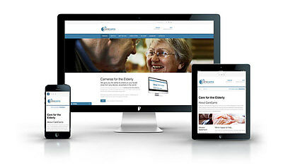 Responsive Mobile Friendly Website Design - 10 Pages, .co.uk Domain + Hosting