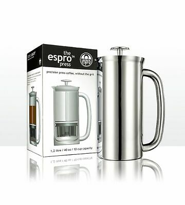 NEW THE ESPRO PRESS 10 CUP Berlin Coffee Plunger French Espresso Tea Maker