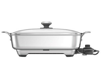 Breville BEF560BSS Thermal Pro Stainless Steel Banquet Frypan