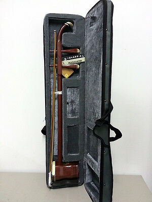 CHINESE TRADITIONAL MUSICAL INSTRUMENT Erhu of DUNHUANG brand 04A by free ship