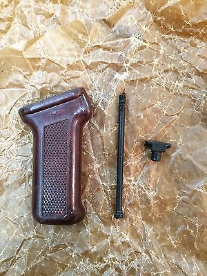 Tula Bakelite grip with screw and nut, NOS
