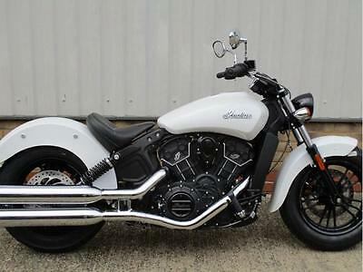 Indian Scout Sixty '66' pre-registered....£8399..5yr warranty