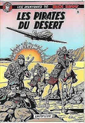 BUCK DANNY   No 8  LES  PIRATES DU DESERT