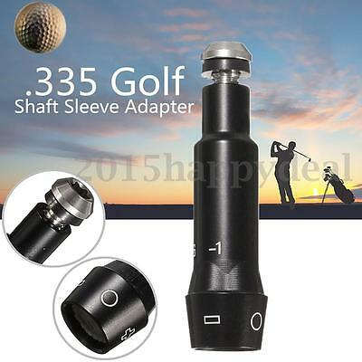 .335 Golf Tip Fairway Shaft Sleeve Adapter Adaptor For PING G30 LS/SF TEC Driver