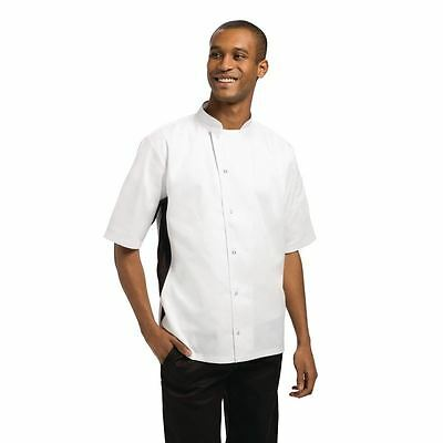 Whites Chefs Apparel Nevada White Jacket Coat Top Kitchen Restaurants