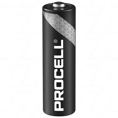24 Duracell Procell Industrial AA Batteries PC1500 1.5V LR6l Alkaline battery
