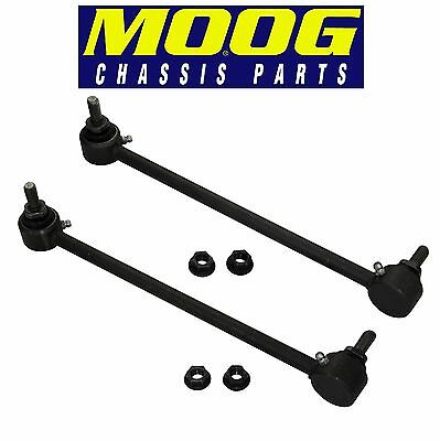 Pair Set of 2 Front Sway Bar End Links MOOG K80858 K80859 for Hyundai Kia Rio