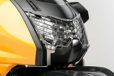 Mastech Headlight Guard for Kawasaki KLR 650 08-Up