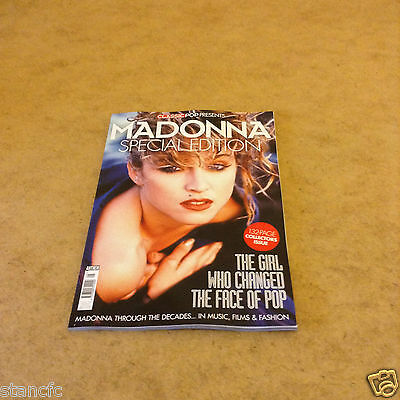 CLASSIC POP presents MADONNA 132-PAGE COLLECTORS ISSUE MUSIC FILMS FASHION