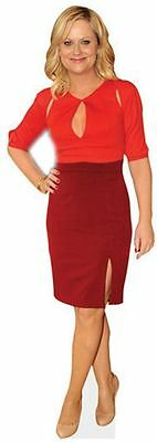 Amy Poehler Cardboard Cutout (lifesize OR mini size). Standee. Stand Up.