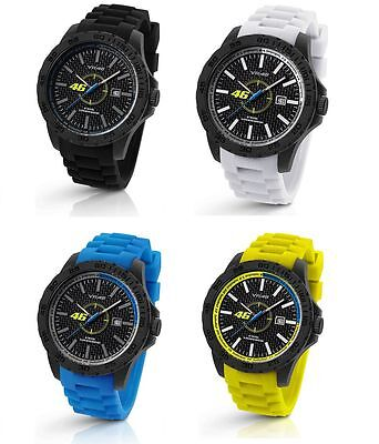 VR46 Valentino Rossi TW Steel Colourfull  Watch Silicon Strap Water Resistant
