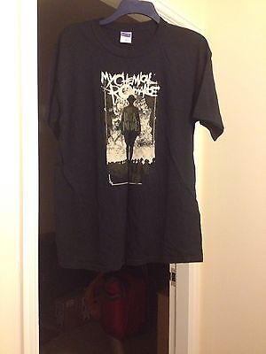 Black Parade Soldier My Chemical Romance Tshirt L