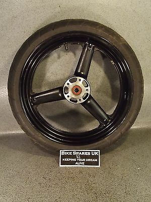 Suzkui Gsf600 Bandit (123)- Front Wheel With Tyre