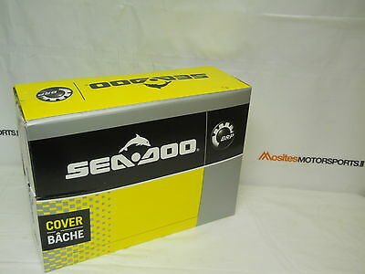 Sea Doo Rxp-X Black & Light Grey Cover Pwc Protector#280000543 Free Shipping
