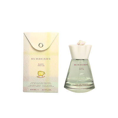 BABY TOUCH edt vaporizador alcohol free 100 ml