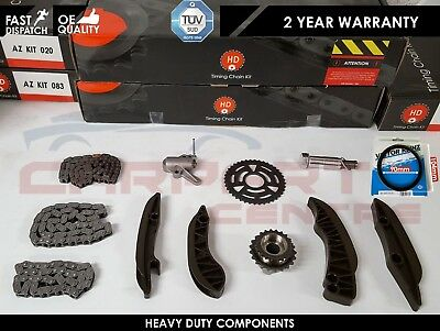 For Bmw 3 Series F30 F31 F34 Upper Lower Diesel Engine Timing Chain Kit N47 D20