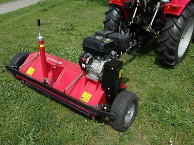ATV / Tractor Flail mower with 13HP engine