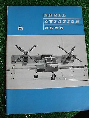 Shell Aviation News Number 319 1965
