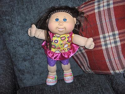 Cabbage Patch TWINKLE TOES DOLL TwinkleToes Ligth Up SKETCHER SHOES EX CONDITION