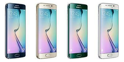 "SAMSUNG GALAXY S6 Edge SM-G925 5.1"" 4G LTE 32GB 16MP Cam UNLOCK SIM-FREE Latest"