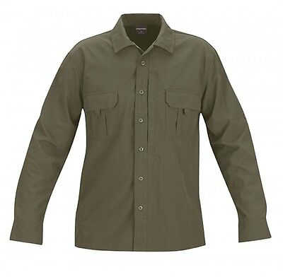 Propper Sonora Men's Tactical Shirt - Long Sleeve - OLIVE - CLOSEOUT DEAL!
