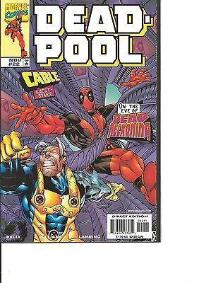 Deadpool #22 And 23 Extremely High Grade 9.6/9.8 Nm/mint
