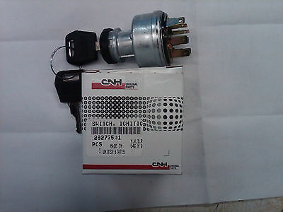 Case Equipment Ignition Switch # 282775A1 - New - Oem - In Box