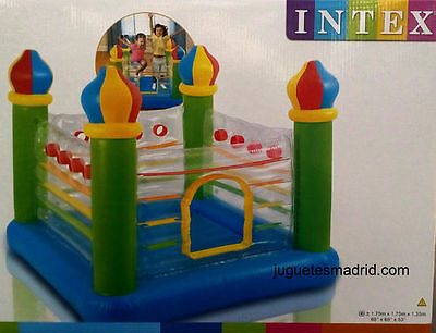 Intex Castillo Hinchable Multicolor