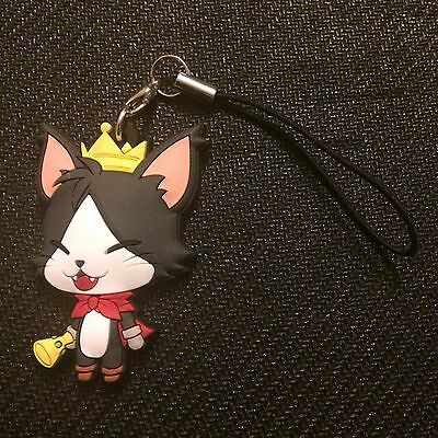 Final Fantasy VII 7 - Trading Rubber Strap - Cait Sith