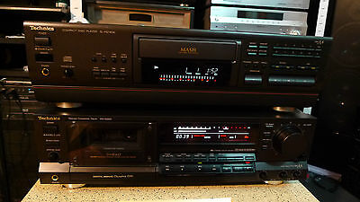 Technics RS-B965 High-End Tape Deck Top of the line, DBX