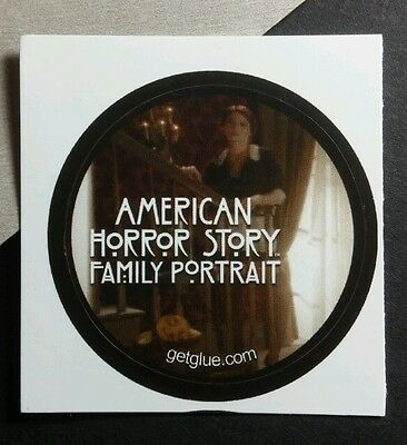 American Horror Story Yg Moira Alexandra Breckinridge Stairs Tv Get Glue Sticker